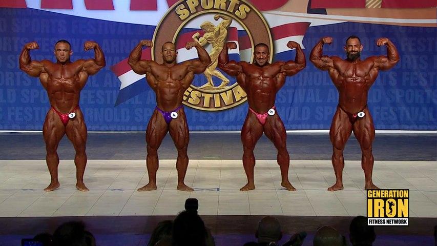 Arnold Classic 2017 Friday Prejudging | Figure, Fitness, & Men's 212