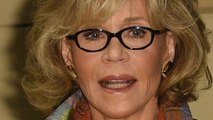 Jane Fonda Reveals Surviving Rape And Sexual Abuse Drove Her Activism