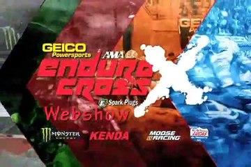 GEICO Endurocross Round 3 Indy Web Show
