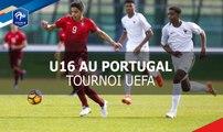 U16, Tournoi de développement UEFA, tous les buts !