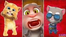 My Talking Tom Friends - Talking Ginger , Talking Angela - More Episodes - Gameplay for Kids