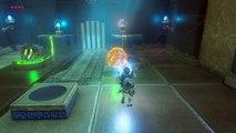 The Legend of Zelda : Breath of the Wild - Sanctuaire électrique (mini spoiler)