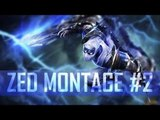 Zed Montage | Best Zed Plays | Zed 2016