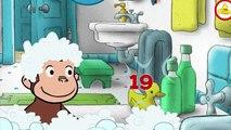 Juego de niños Para Niños Juegos Para Niños de George el Curioso Bubble Pop Juego en ingles para Niños