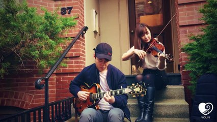 My Favorite Things - 브이올린 X Sun Kim - 바이올린 / 기타 연주