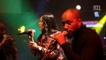 SOPRANO & ZAHO -  En feu (LIVE)  Le Grand Studio RTL