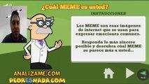 TEST DE PERSONALIDAD | Cual meme eres segun tu personalidad | ElBuff