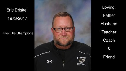 Tiger TV tribute to Coach Driskell