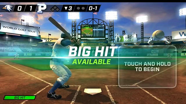 WGT Baseball MLB (iOS/Android) Gameplay HD