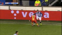 Sam Larsson With Awesome Ronaldinho's Skill vs Go Ahead Eagles!