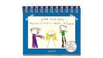 [eBook PDF] Oma und Opa wolen einen imer küsen: 24 Karten mit Kindersprüchen für Oma & Opa