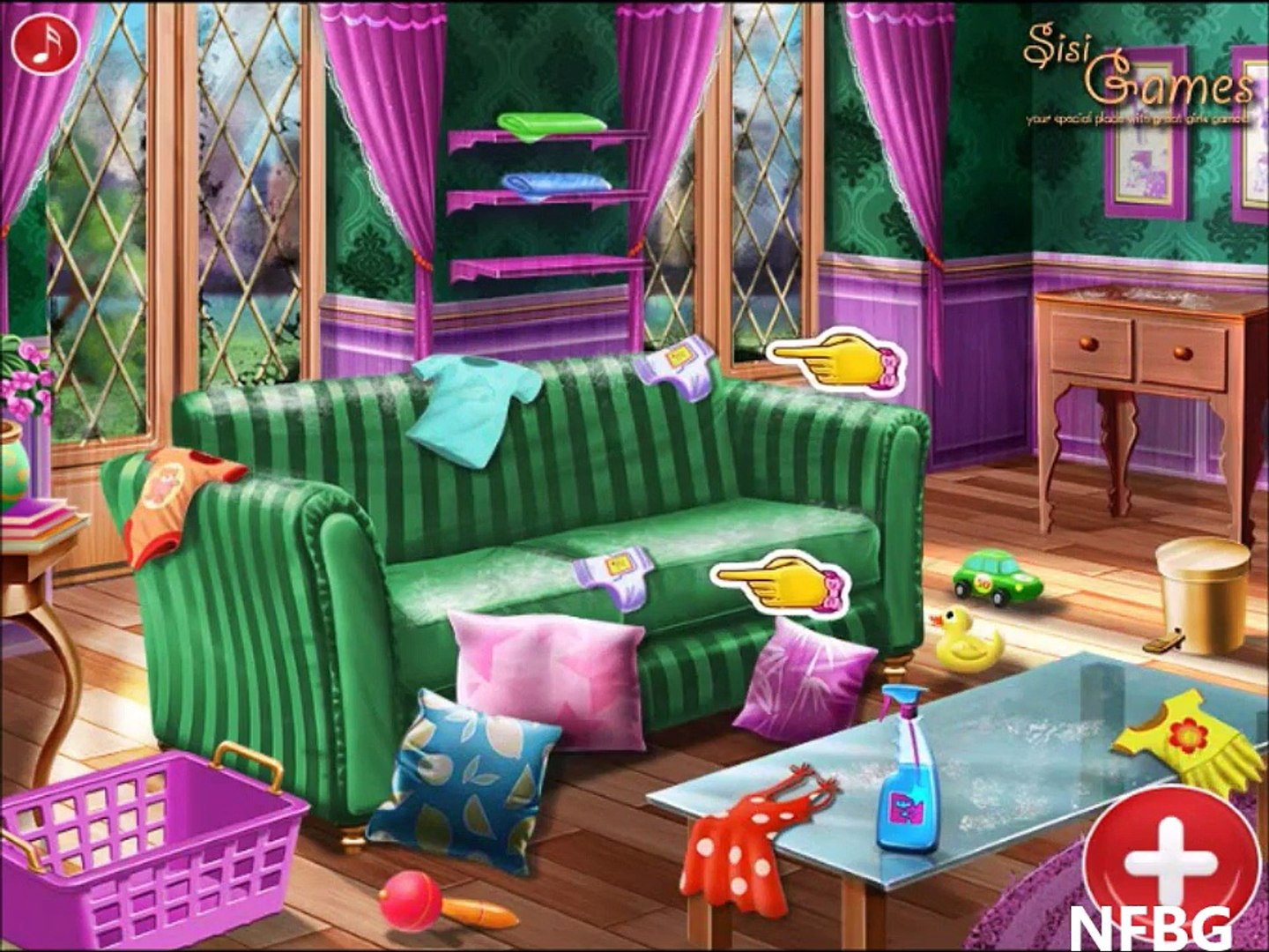 Great Frozen Anna Twins Family Day Mammy and Babies Daily Routine Video Games