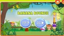 La Selva De Plátano Rebote Selva Juego Banana Rebote