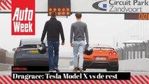 Tesla Model X P100D - AutoWeek