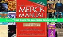 The Merck Manual of Medical Information: 2nd Home Edition (Merck Manual Home Health Handbook