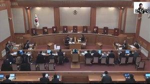 [더원TV] 13차 헌법재판소 강일원재판