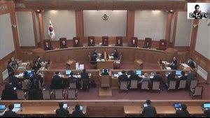 [더원TV] 13차 헌법재판소 강일
