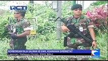 Rombongan Raja Salman ke GWK dan Nusa Dua