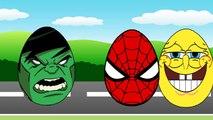 Lightning McQueen Toys vs Spongebob Toys Disney Pixar Cars Surprise Egg Toy Opening Kids V