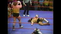 Bruiser Brody vs Terry Gordy (WCCW 1986)
