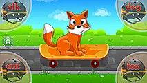 Juegos de aprendizaje para Niños Juegos Educativos | Alfabeto Abecedario y los Animales Android / IOS