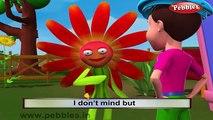 3D Rimas Colección | 30 canciones infantiles de la Colección | Flor de Rimas de Compilación | Rimas L