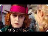 """ALICE de l'Autre Côté du Miroir - """"Alice retrouve le Chapelier Fou"""" - Extrait VF (Disney - 2016)"""