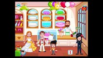 My Town : Wedding (By My Town Games LTD) - iOS / Android - Gameplay Video