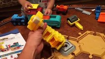 BOB THE BUILDER MASH AND MOLD PLAYSET WITH BOB TINY DIZZY MOLDABLE PLAYSAND