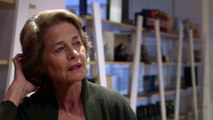 The Sence of an Ending Interview w. Charlotte Rampling