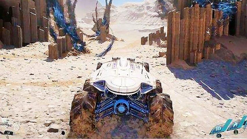 Mass Effect Andromeda: Jogabilidade de Mundo Aberto