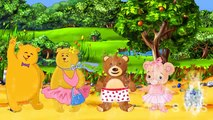 teddy bear finger family | teddy bear teddy bear turn around | nursery rhymes | kids songs