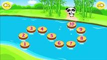 Aprender Matemáticas y Contar Números con la Adición por BabyBus Niños Juegos para Niños Niño Presch
