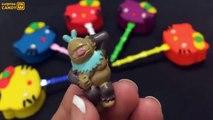 Play Doh de Hello Kitty Piruletas con Moldes Creativas y Divertidas para Todos