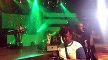 Alpha Blondy en feu et flammes au concert de You à Abidjan