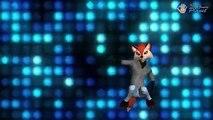 3D Zorro del Disco Daddy Finger Family   3D Dedo de la Familia de la Canción el Baile de Fox   Animal Croquis de la Enfermera