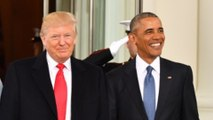 Donald Trump In Love With Barack Obama
