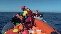 Over 250 migrants rescued off Libyan coast