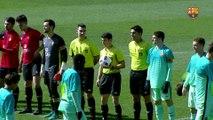 [HIGHLIGHTS] FUTBOL (Juvenil A): Mallorca- FC Barcelona (2-0)