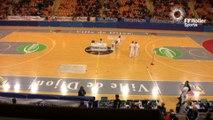Finale Poussines Vitesse Championnats de France Indoor 2017