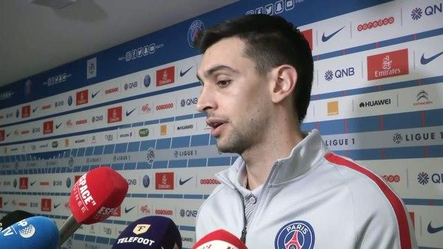 Foot - L1 - PSG : Pastore «Tous les matches sont compliqués»