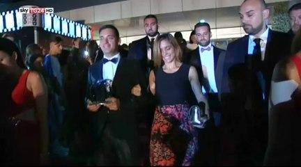 Carlo Fumo | SkyTG24 sul Festival Italian Movie Award 2016