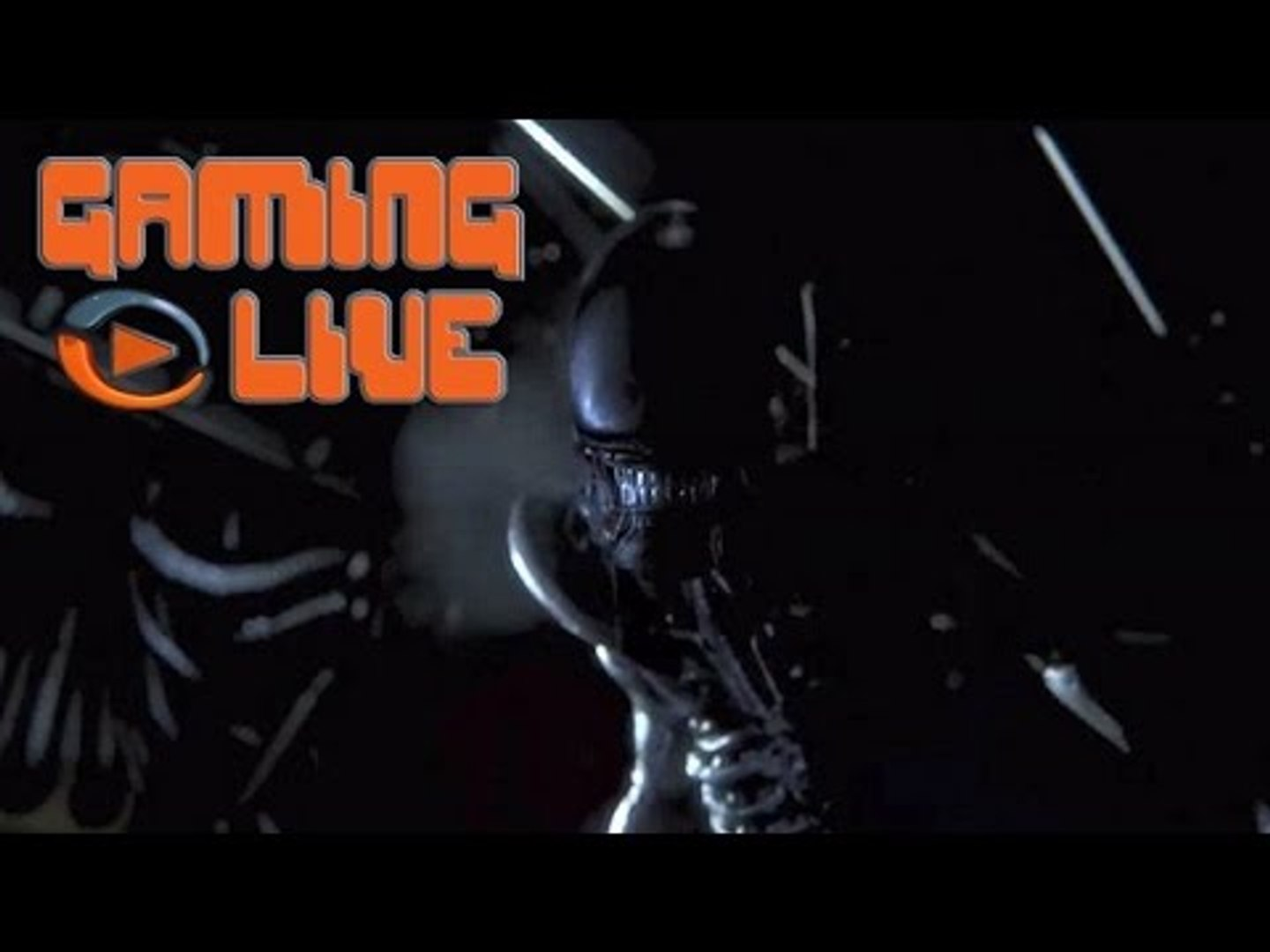 Gaming live Alien : Isolation - Un Gaming Live totalement space PC PS4 ONE PS3 360