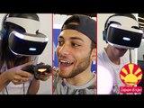 Que pensent les visiteurs de Japan Expo du PlayStation VR ?