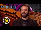 "Pixels - ""Patrick Jean""- Making of (2015)"