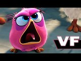ANGRY BIRDS Bande Annonce # 2 VF (Animation - 2016)