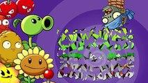 Las Vacaciones de verano y Vacaciones de Invierno de Plantas VS Zombies Animación