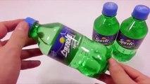 How to Make Sprite Soda Gummy Bottle Shape Fun & Easy DIY Sprite Soda Jello Dessert!