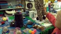 ✔ Выставка Кошечек! Игрушки для маленьких котят / Kitty and Yaroslava. A toy for little kitties ✔