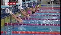 Türkiye Görme Engelliler Yüzme şampiyonası başladı